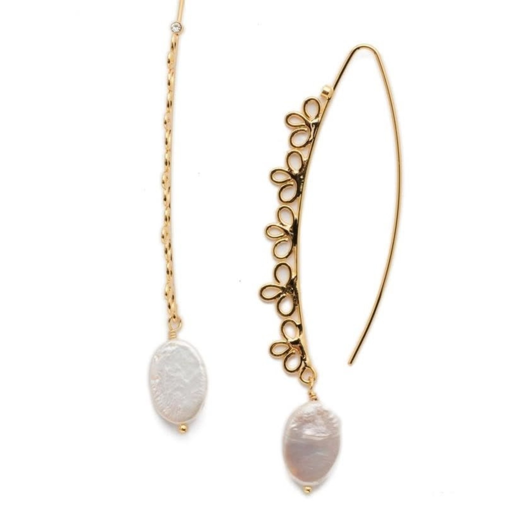 Sorrelli Leilani Dangle Earrings