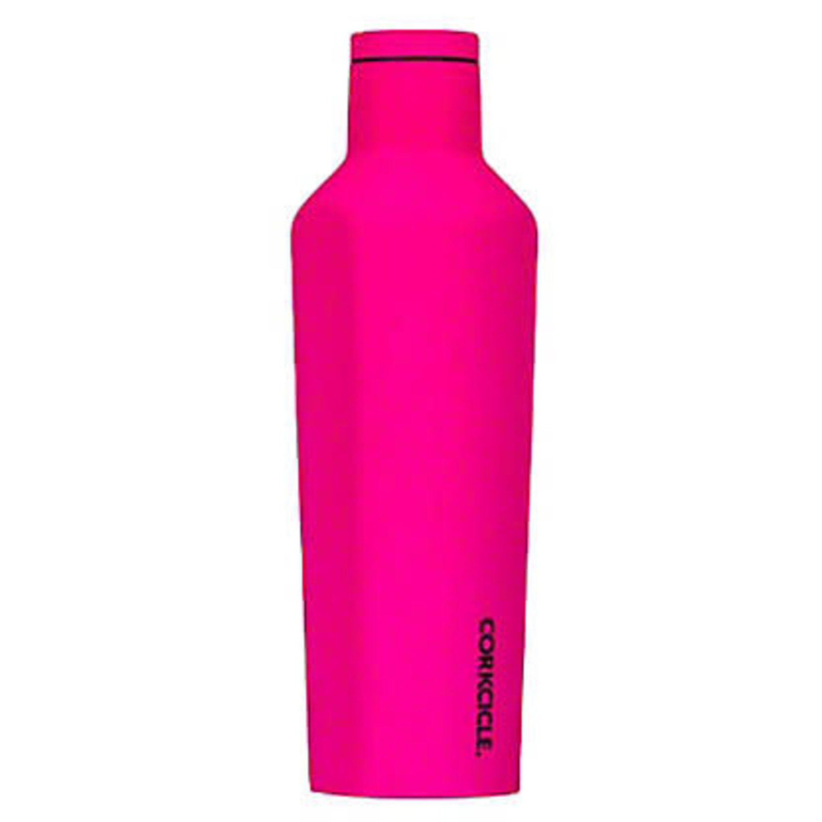 Corkcicle Canteen Neon Lights Neon Pink 25oz