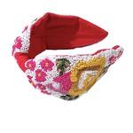 Treasure Jewels Floral Garden Headband
