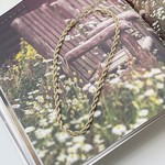 Treasure Jewels Rope Necklace