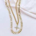 Treasure Jewels Venice Double Necklace