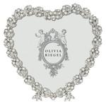 """Olivia Riegel Contessa Heart 3.5"""" Frame"""