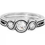 Brighton Infinity Sparkle Ring