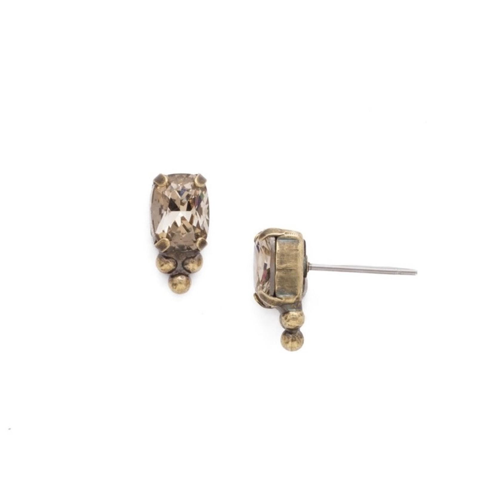 Sorrelli Ternion Post Earring