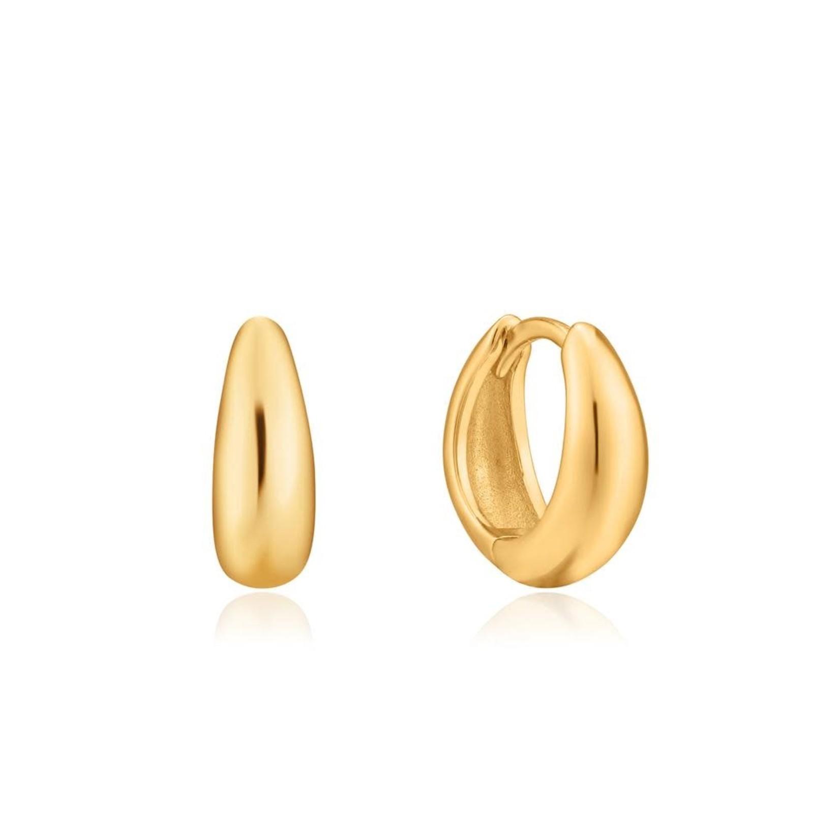 Ania Haie Luxe Huggie Hoop Earring
