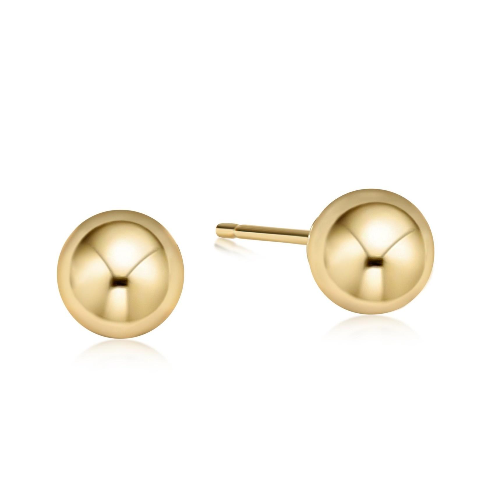 Enewton Design Classic 10mm Ball Stud Gold