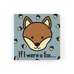 Jellycat If I Were a Fox Book