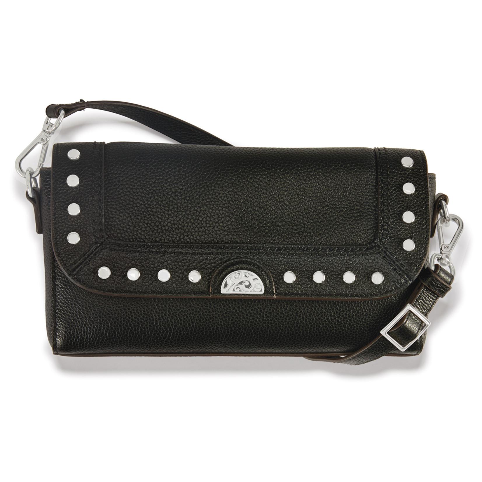Brighton Mila Crossbody Bag Black