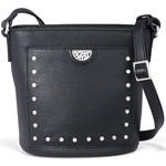 Brighton Ricki Small Bucket Bag Black