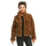 Faux Fur Posh Jacket