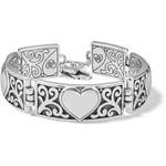 Brighton Carlotta Heart Bracelet