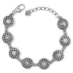 Brighton Pebble Dot Medali Bracelet
