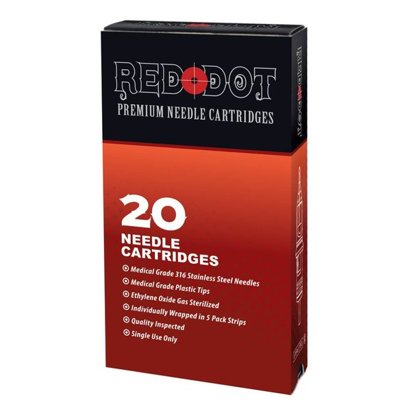 Eternal Red Dot Cartridge SHADERS