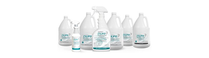 Disinfectants & Cleaners