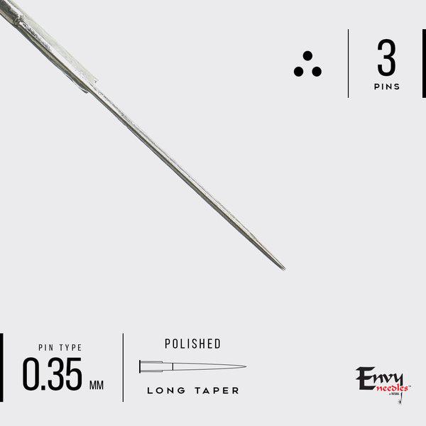 Tatsoul Envy Needle LINERS