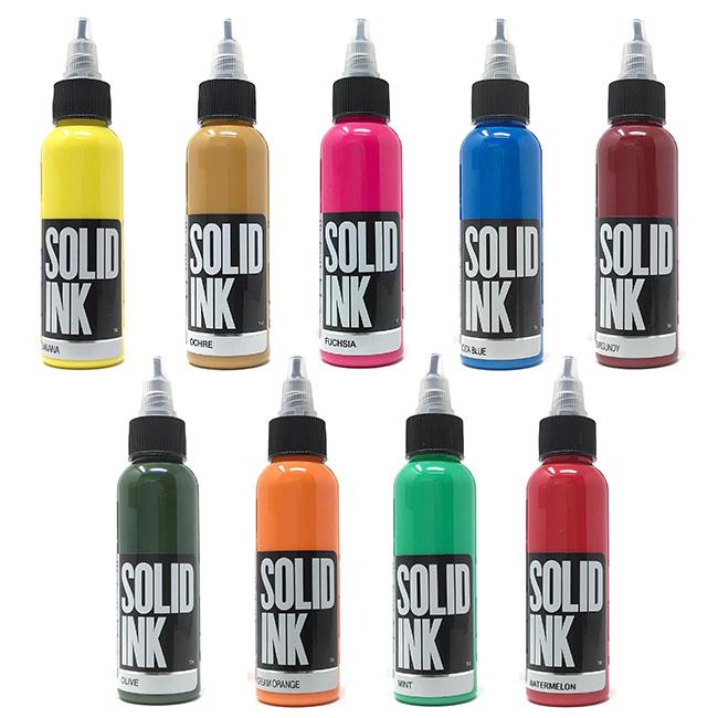 Solid Ink - 1oz