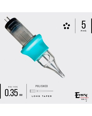 Tatsoul Envy GEN2 Cartridge 10pack SHADERS