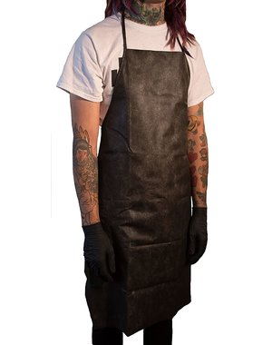 Graham Medical Graham Medical Black Apron - 50 Case
