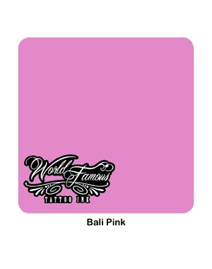 World Famous Ink World Famous Ink - Bali Pink