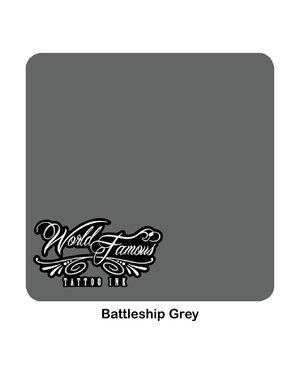 World Famous Ink World Famous Ink - Battleship Grey