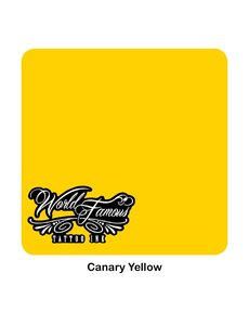 World Famous Ink World Famous Ink - Canary Yellow