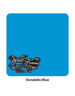 World Famous Ink World Famous Ink - Donatello Blue