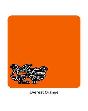 World Famous Ink World Famous Ink - Everest Orange