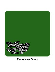 World Famous Ink World Famous Ink - Everglades Green