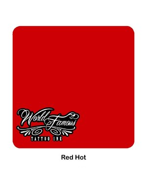 World Famous Ink World Famous Ink - Red Hot