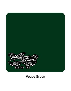 World Famous Ink World Famous Ink - Vegas Green