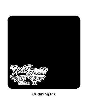 World Famous Ink World Famous Ink - World Famous Outlining Ink