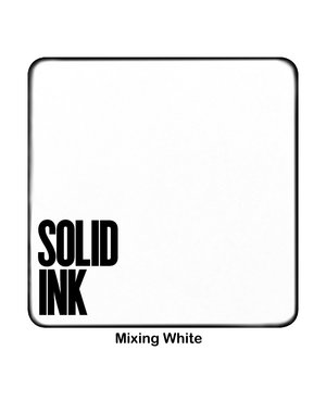 Solid Ink Solid Ink - Mixing White