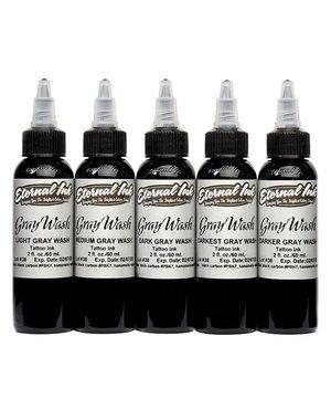 Eternal Eternal Ink - Standard Gray Wash Sets