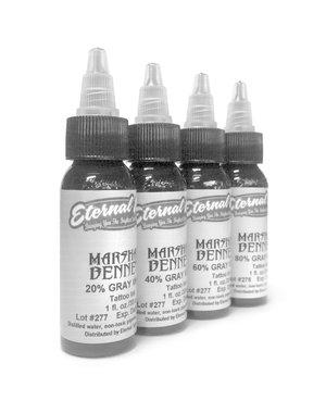 Eternal Eternal Ink - Marshall Bennet Gray Wash Set