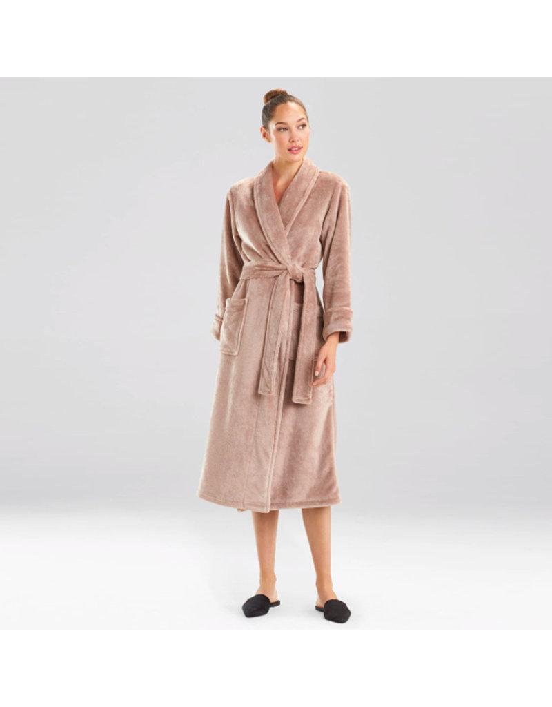 N Cashmere Fleece Robe