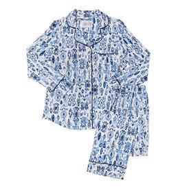 Cat's Pajamas Cat's Pajamas Knit Pajama Set