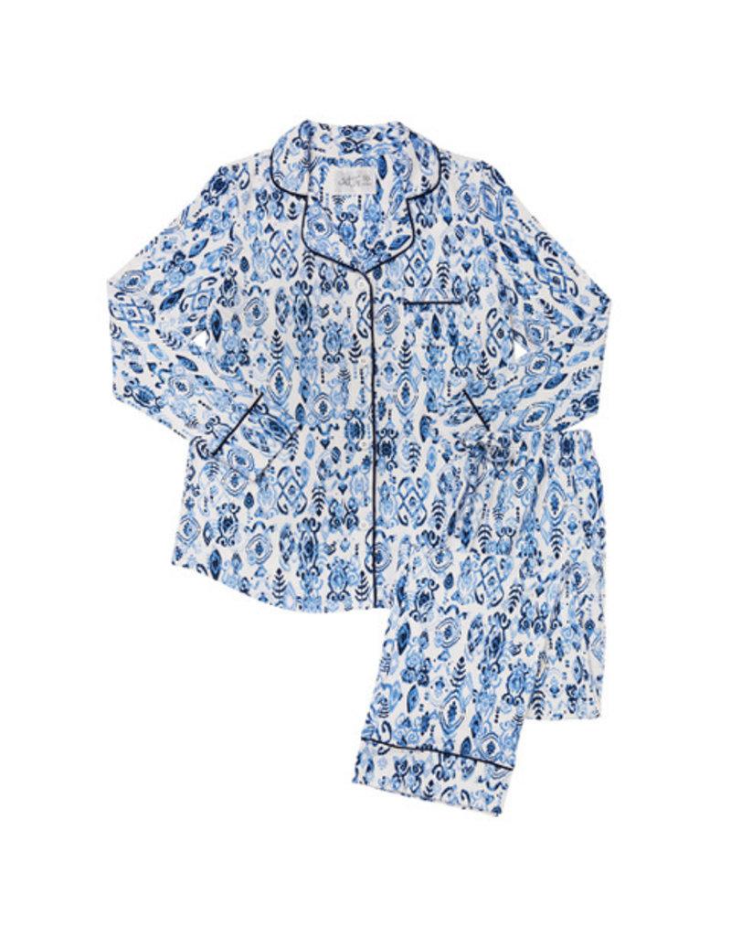 Cat's Pajamas CPJ Knit Pajama Set (360)
