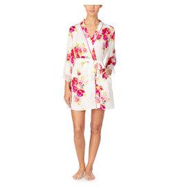 Kate Spade Rare Roses Short Robe