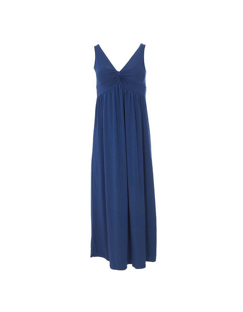 Kickee Simple Twist Nightgown Solid PRD-WNWT628