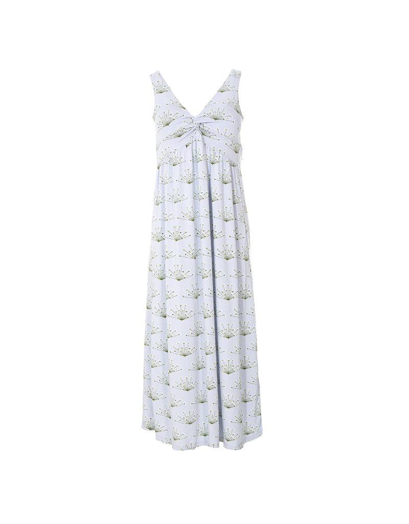 Kickee Simple Twist Nightgown Print PRD-WNWT629