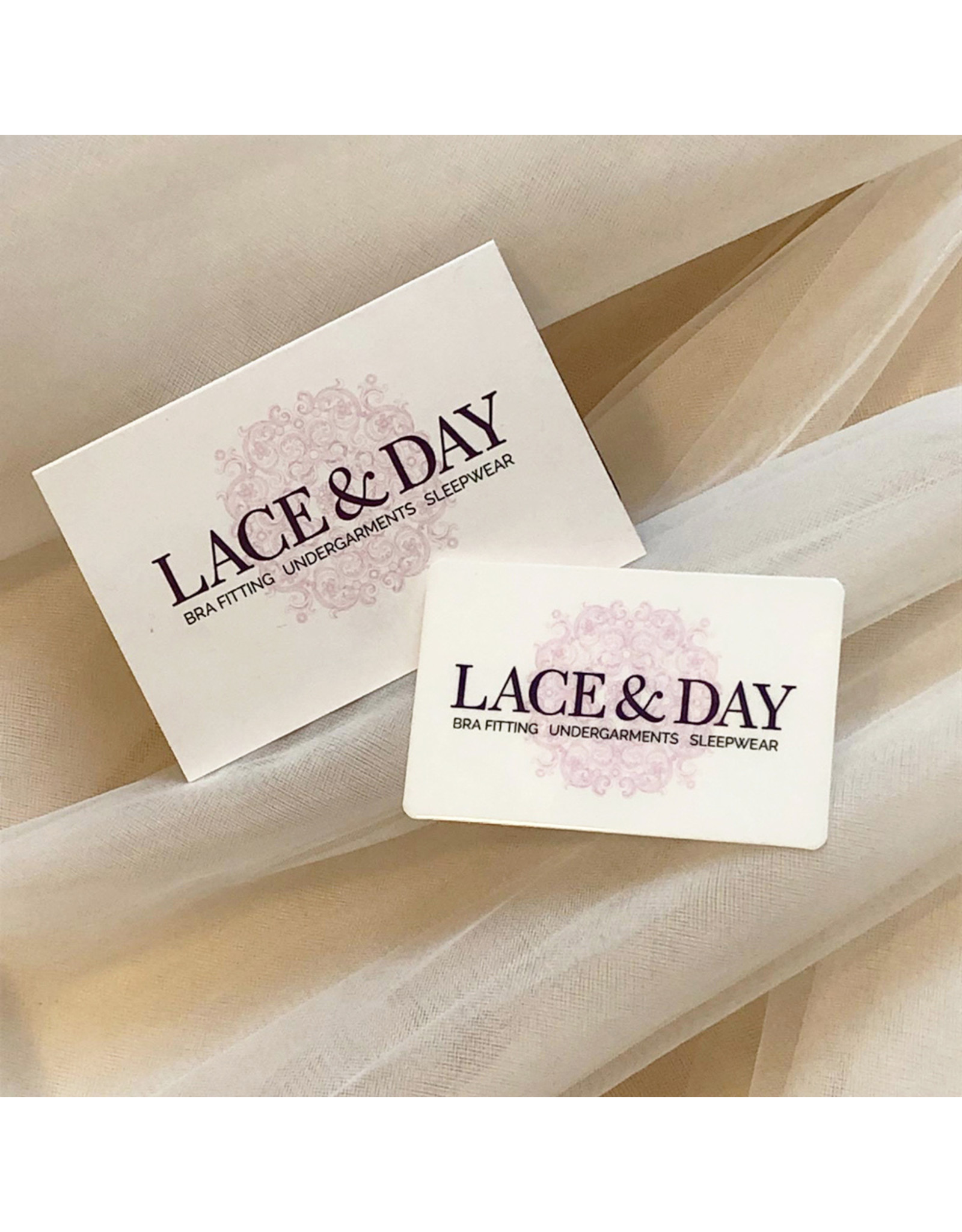 Lace & Day Gift Cards