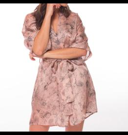 Christine Arabella Short Robe