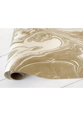 Hester and Cook Gold Marbled Runner