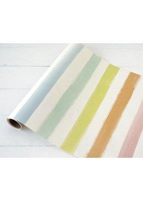 Sorbet Painted Stripe Runner