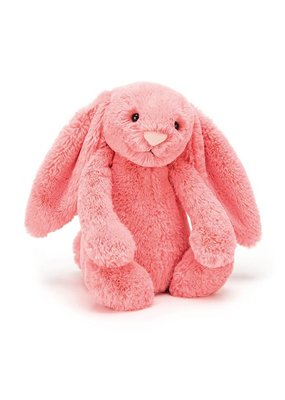Bashful Coral Bunny Medium