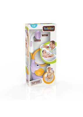 Elephant Baby Shower-Purple