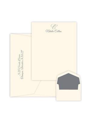 Embossed Graphics Waterton Card