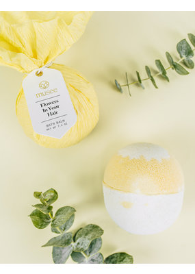 Flowers in Your Hair Bath Balm