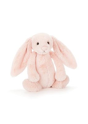 Bashful Light Pink Bunny w/Chime