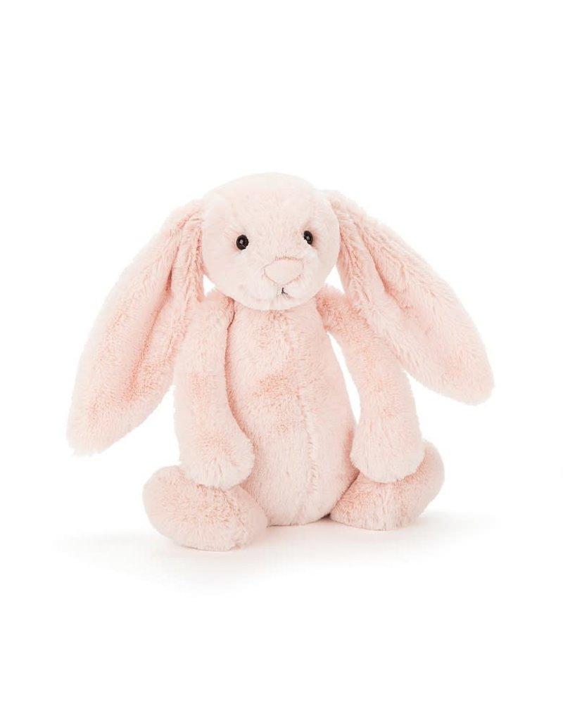 Bashful Light Pink Bunny w/Chime